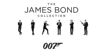 James Bond kolekcia