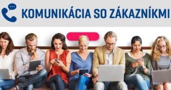 Komunikácia so zákazníkmi