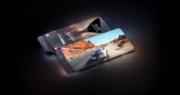 Samsung Galaxy slider