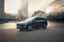 New Ford Kuga Hybrid