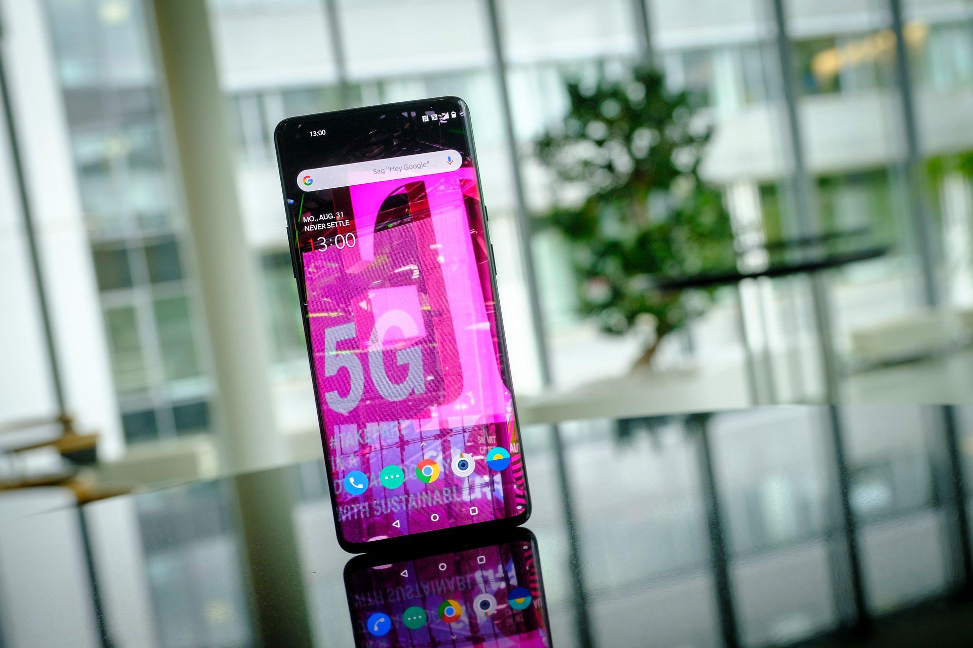 Telekom spustil sieť 5G 10. decembra 2020
