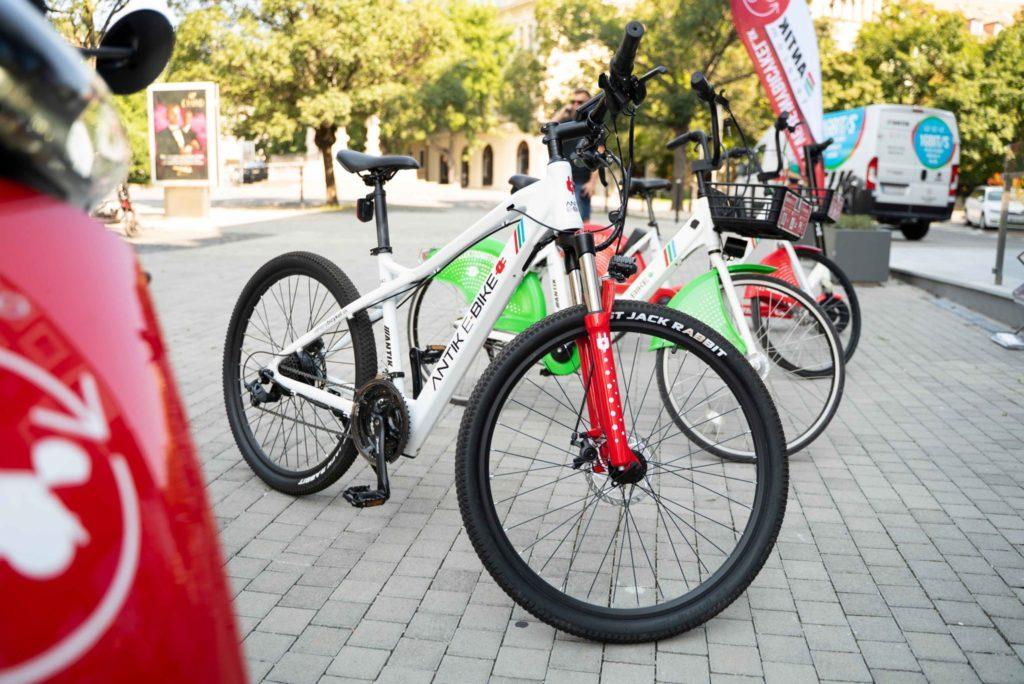 Takto vyzerá elektrický bicykel vrámci služby VerejnyBicykel.sk