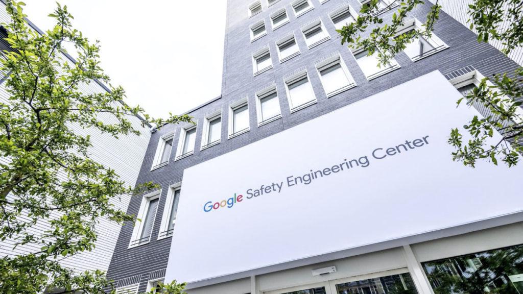 Pobočka Google v Mníchove