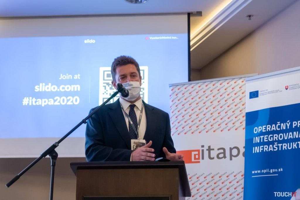 Minister dopravy Andrej Doležal hovoril o sieti 5G a optickej sieti na Slovensku