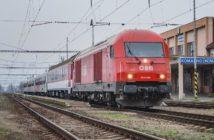 Národný dopravca vypravil jeden z prvých vlakov na linke Bratislava – Komárno