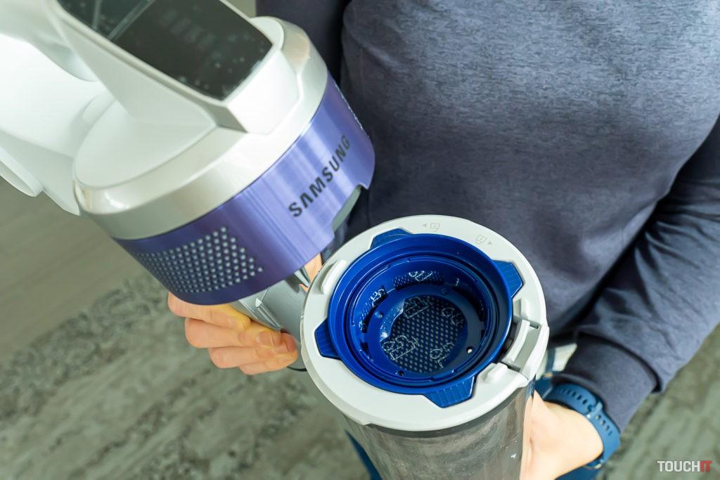 Účinný HEPA filter na Samsung Jet 70