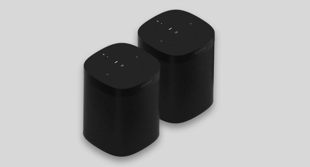 Multi-room riešenie Sonos