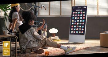 The Sero je jednoducho televízor úplne iného typu