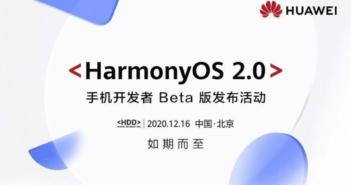 Huawei Harmony OS 2.0
