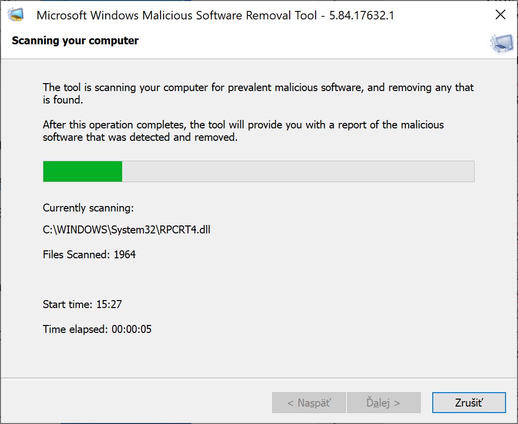malicious control windows software