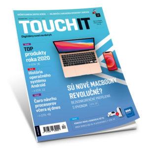 Nové vydanie TOUCHIT