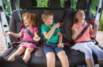 Deti na sedadle