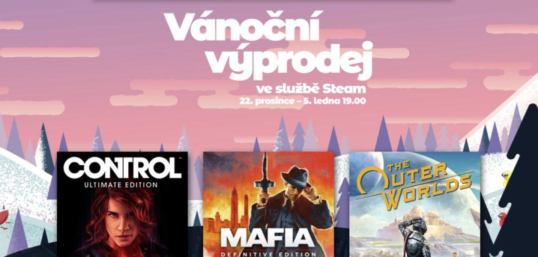 steam winter sale cz
