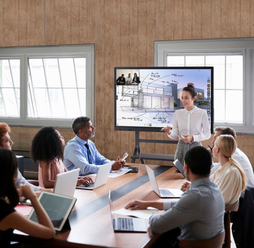 Ricoh Collaboration Board