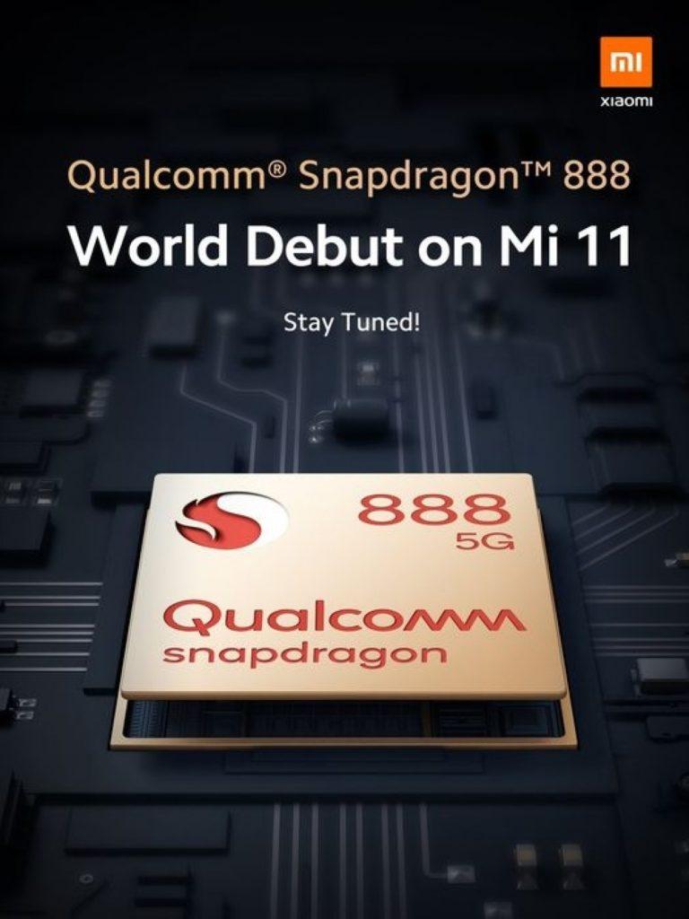 Xiaomi Mi 11 Snapdragon 888