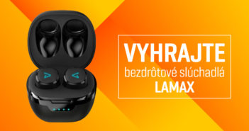 Vyhrajte bezdrôtové slúchadlá Lamax Dots2