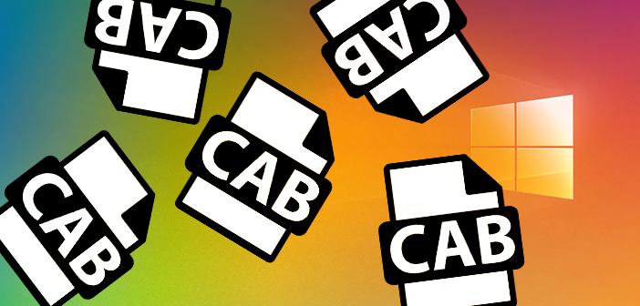 Čo robiť, ak sa disk s Windows neprestajne zapĺňa CAB súbormi?