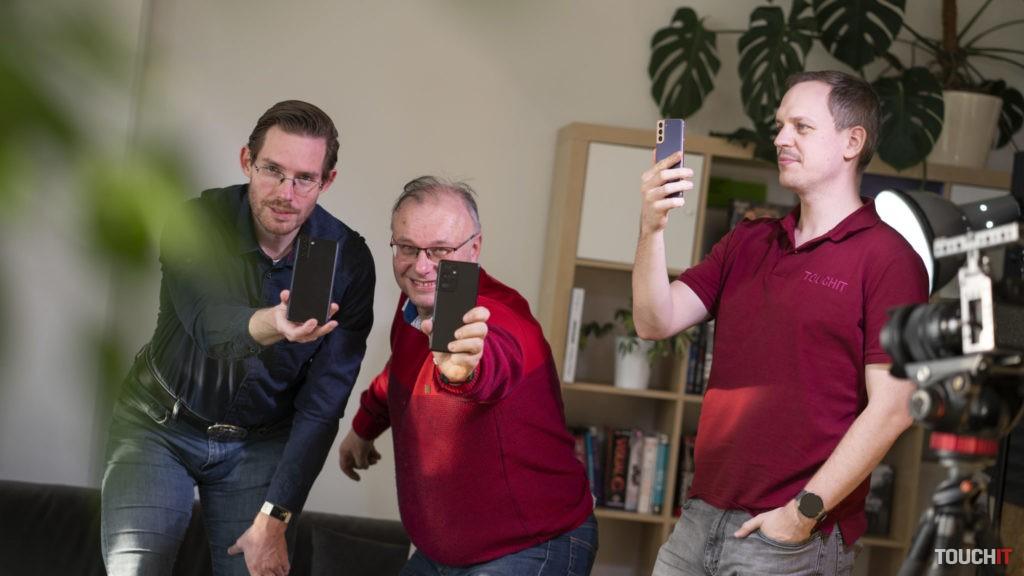 Testovali sme každý z telefónov z rodiny Galaxy S21