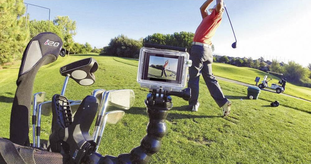 S GoPro Jaws pripevníte kameru kdekoľvek