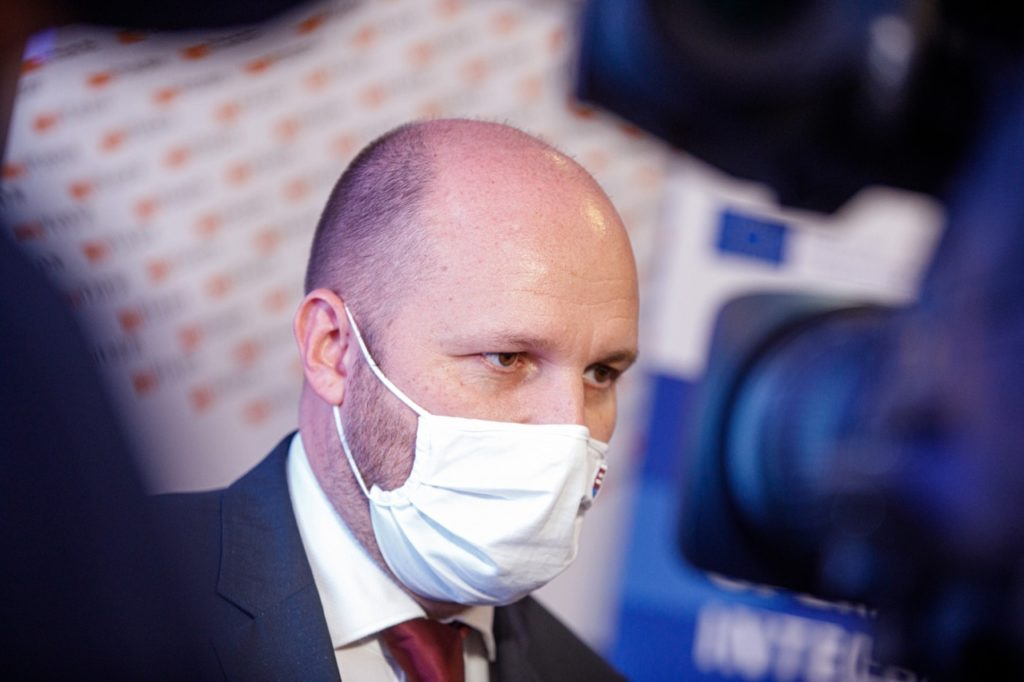 Minister obrany na konferencii ITAPA 2020