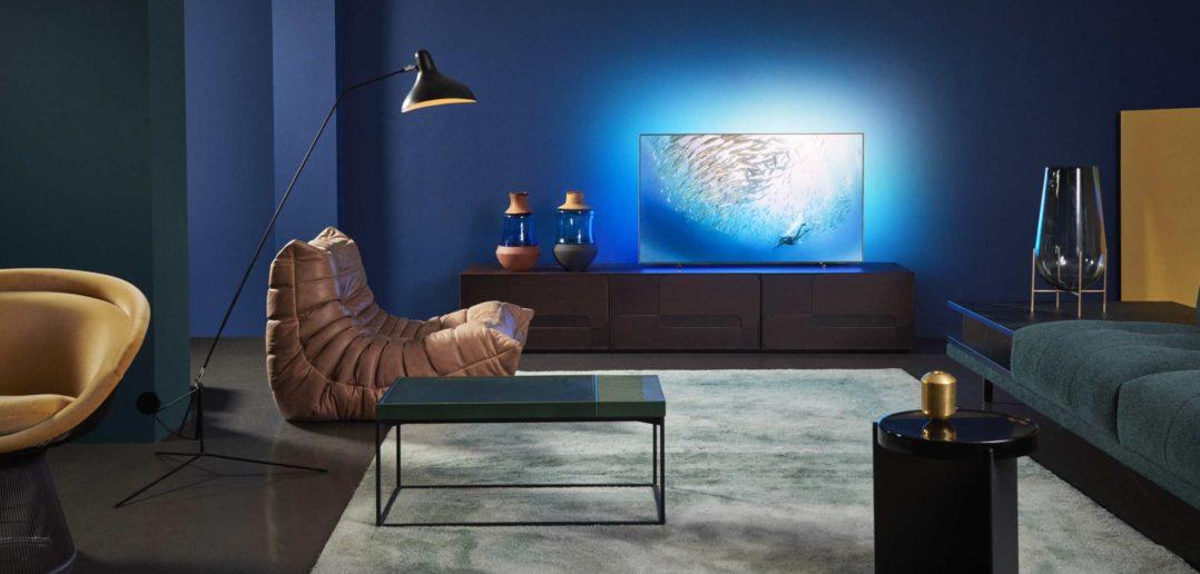 Philips OLED805 dobre zapadne do modernej obývačky