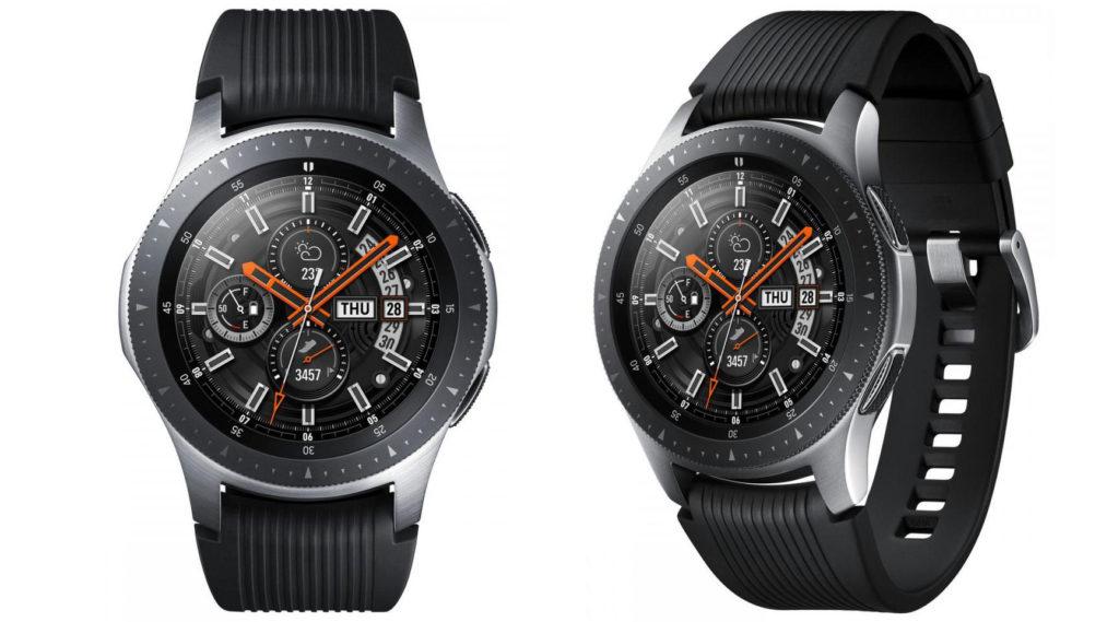 Inteligentné hodinky Samsung Galaxy Watch