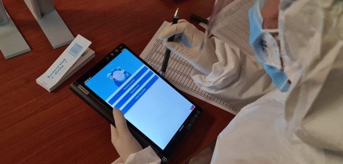 Aplikáciu na rezervovanie testovania a evidenciu výsledku v mobile už nasadili vo viacerých miestach Slovenska