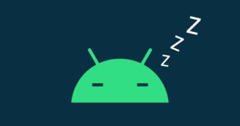 Android spánok