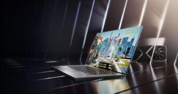 Notebooky s grafickými kartami NVIDIA GeForce RTX 30