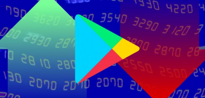 Google Play trendy