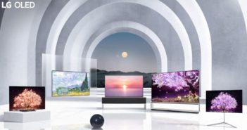 LG televízory pre rok 2021