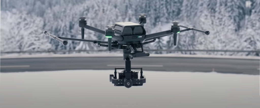 Dron Airpeak