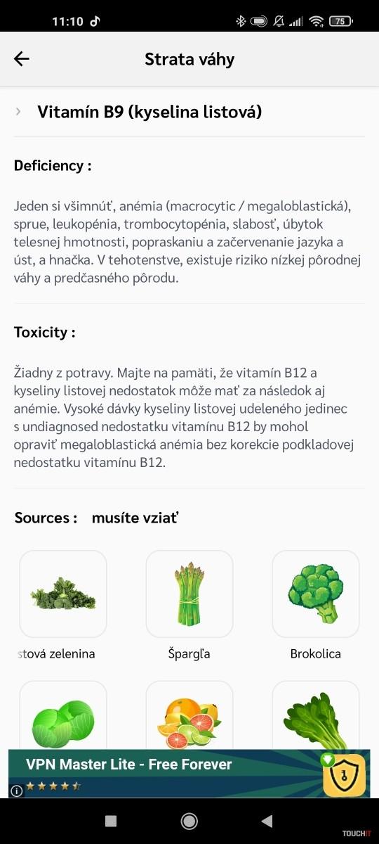 vitaminy app