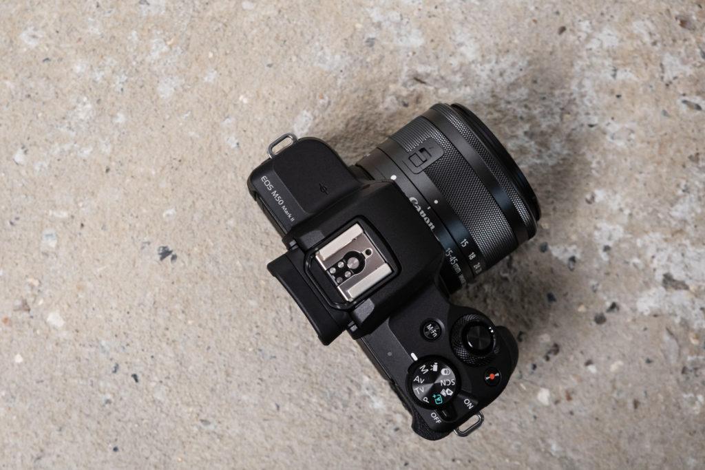 EOS M50 Mark II.