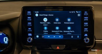 SmartThings v Android Auto, Zdroj: Ondrej Macko/TOUCHIT.sk