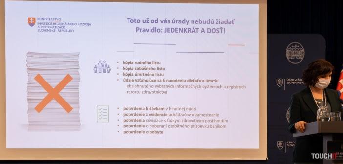 Debyrokratizácia štátu .Zdroj: Ondrej Macko, TOUCHIT.sk
