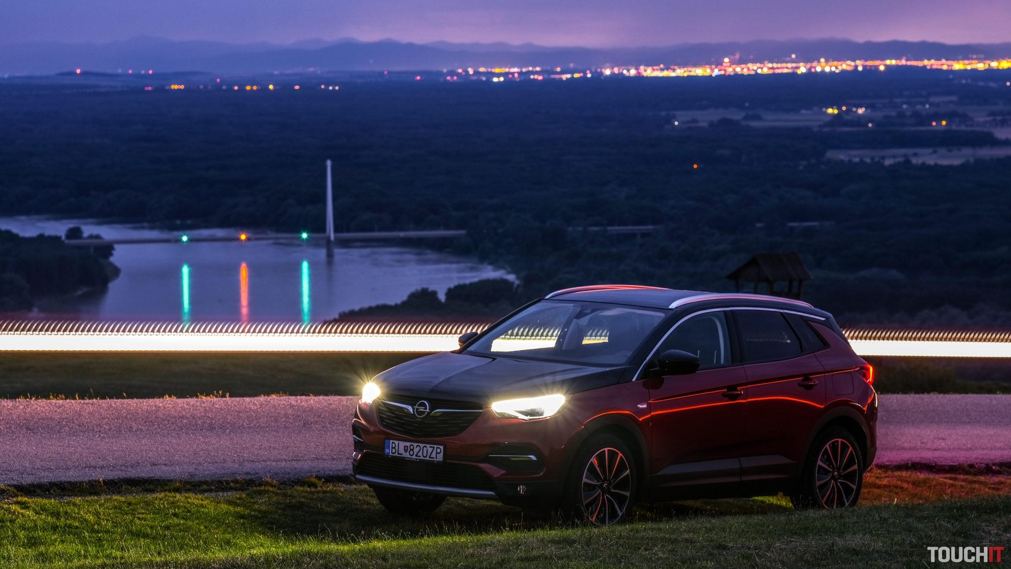 Opel GrandLandX