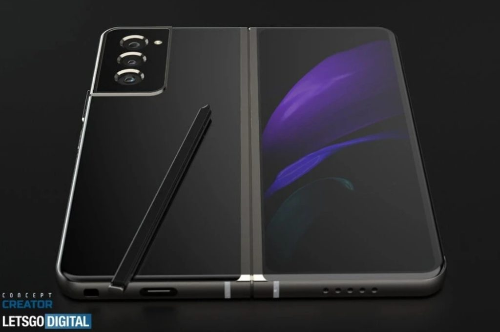 Samsung Galaxy Z Fold3