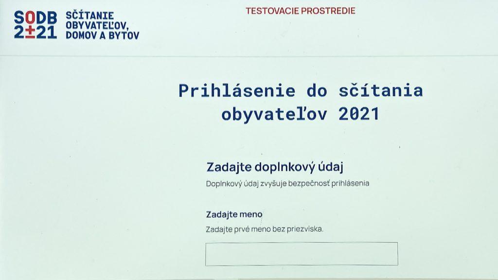 Doplnkový údaj na overenie totožnosti. Zdroj ŠU SR