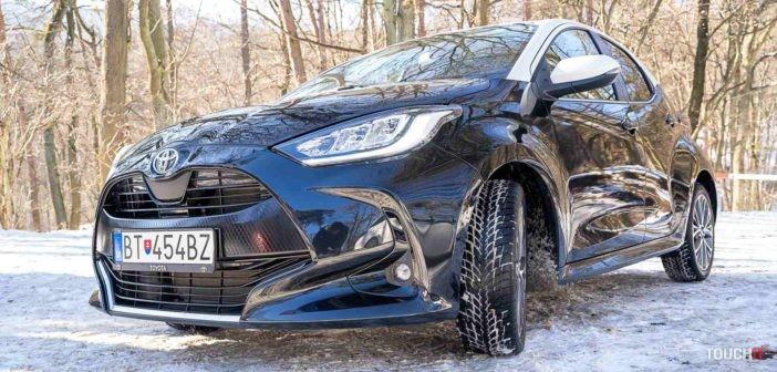 Toyota Yaris 1.5 Dynamic Force 125k, Zdroj: Ondrej macko/TOCHIT.sk