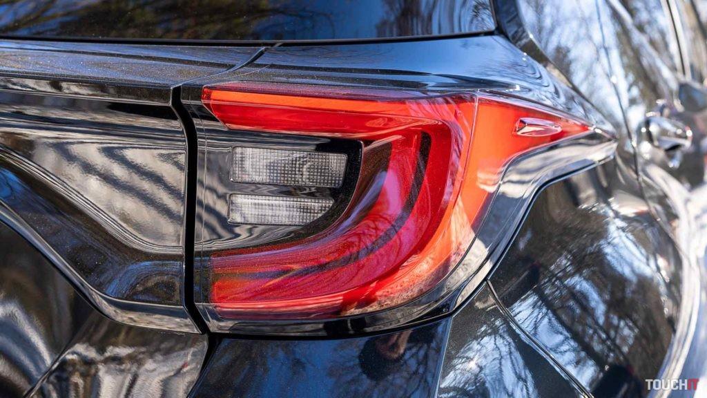 Toyota Yaris 1.5 Dynamic Force 125k, Zdroj: Ondrej Macko/TOUCHIT.sk