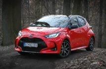 Toyota Yaris Hybrid Dynamic Force. Zdroj TOUCHIT/Ondrej Macko
