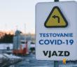 Bratislava, antigénové testovanie so službou Rýchlejšie.sk, 14.2.2021. Zdroj: Eva Amzler