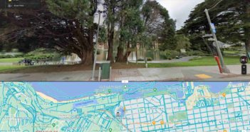Google Mapy Street View