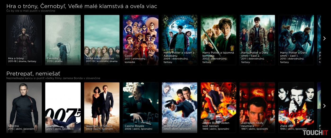 HBO GO ponúka slovenský dabing