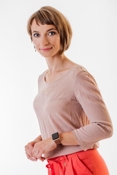 Jana Hmírová, riaditeľka Payout.
