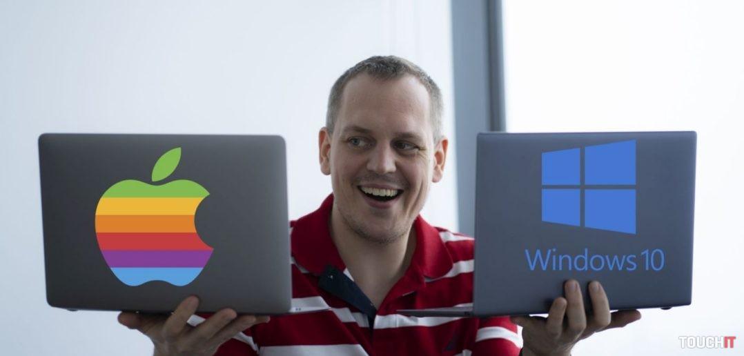 macOS vs. Windows 10