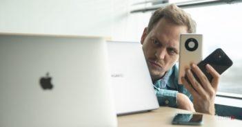 Ako funguje prepojenie smartfónu s notebookom?