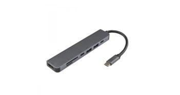 Sbox USB C – HDTV Multifuncional Adapter