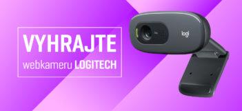 SÚŤAŽ: Vyhrajte webovú kameru Logitech